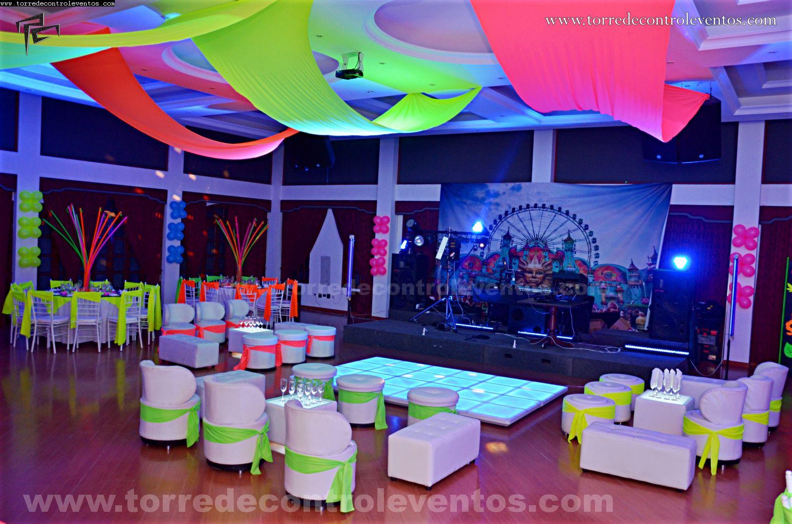 Fiesta tematica para quince a os bogota salon y hacienda for Tematicas para 15 anos originales