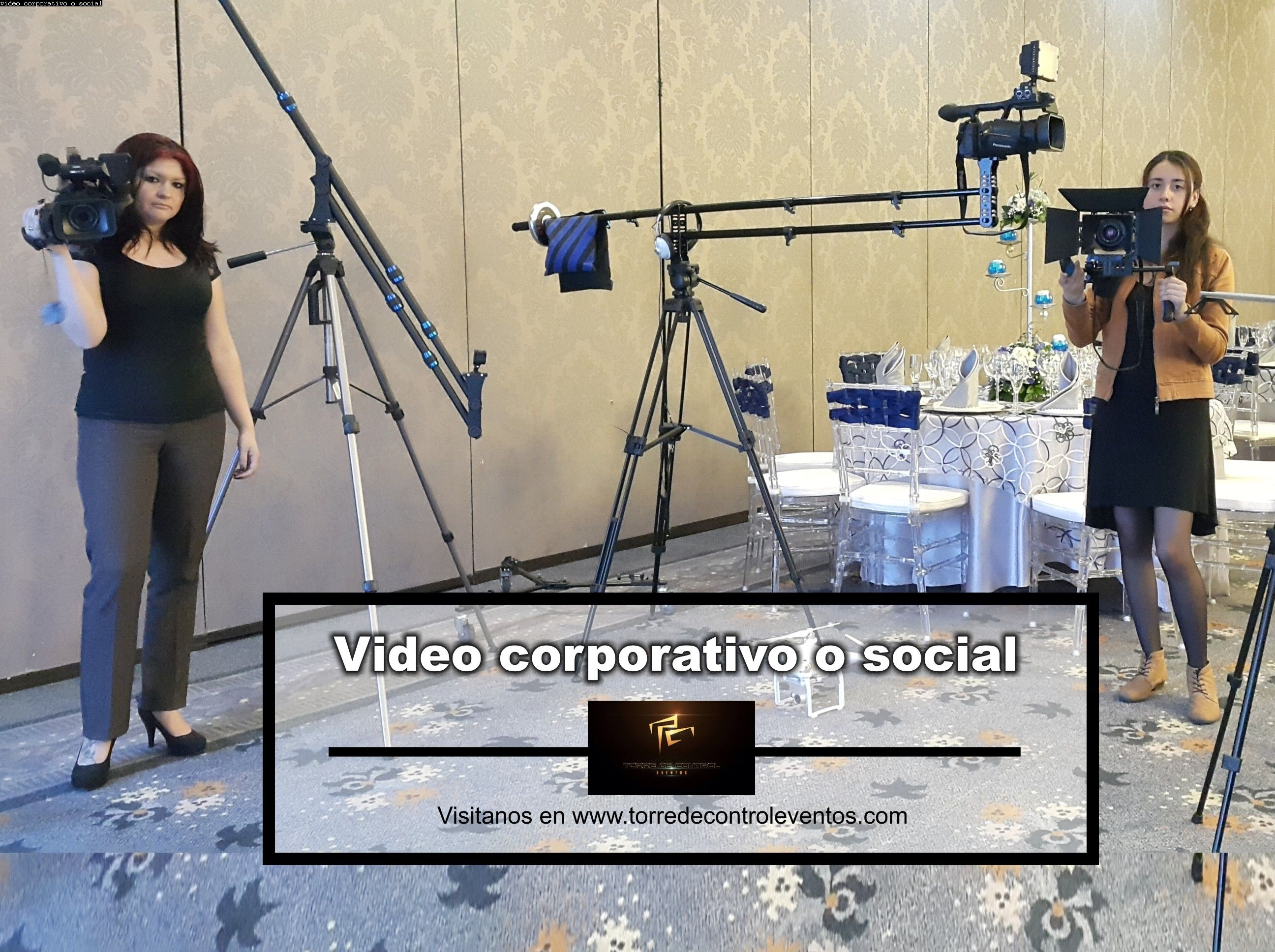 video corporativo o social