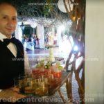 Cocktel y licor boda