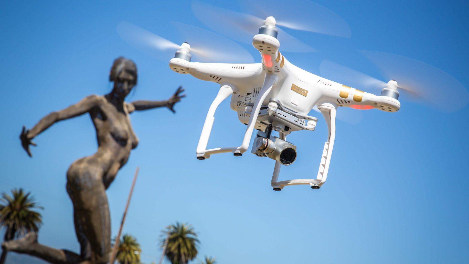 renta de drone a 4k profesional